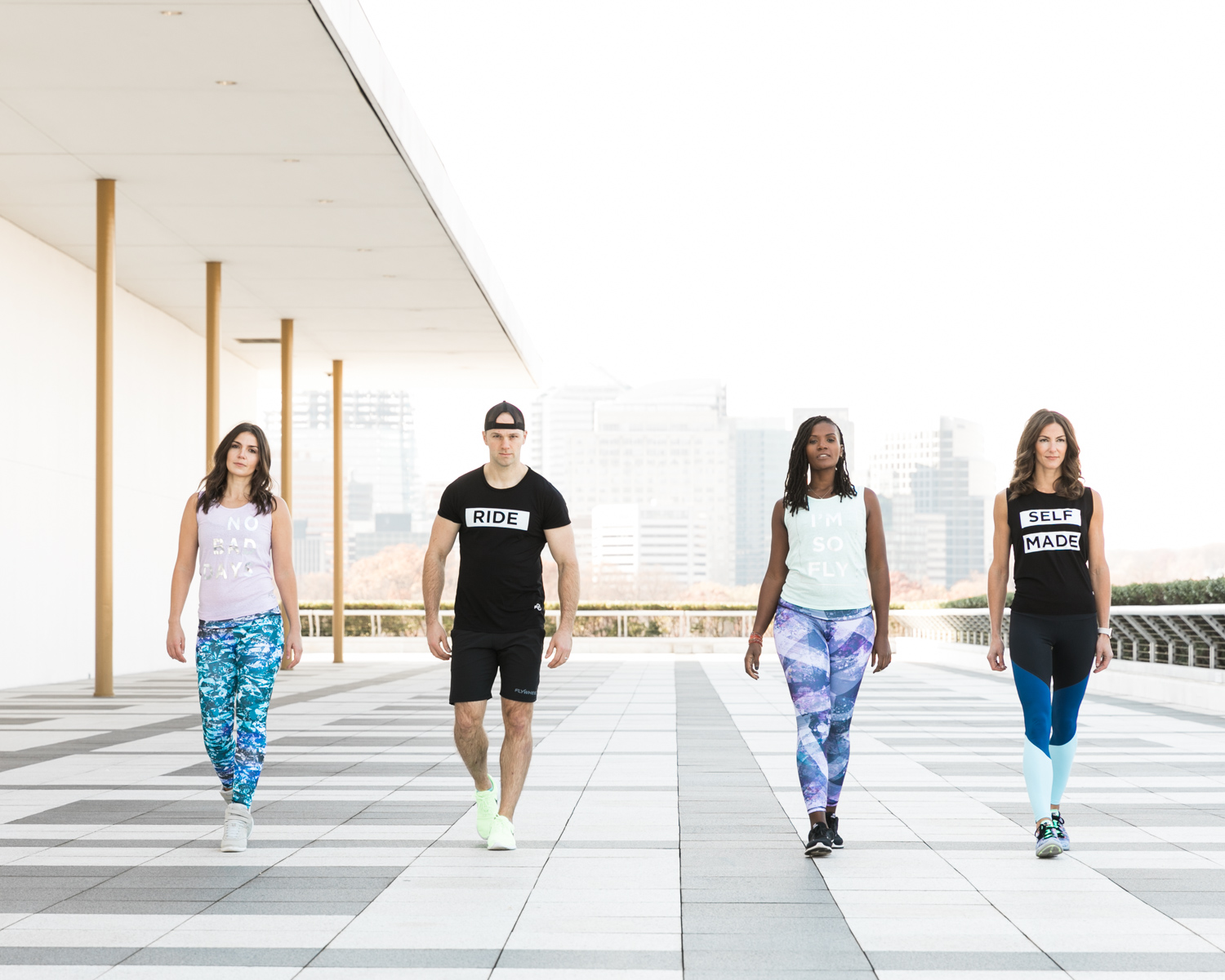 Flywheel Sports Flybarre fitness retail  Washington DC