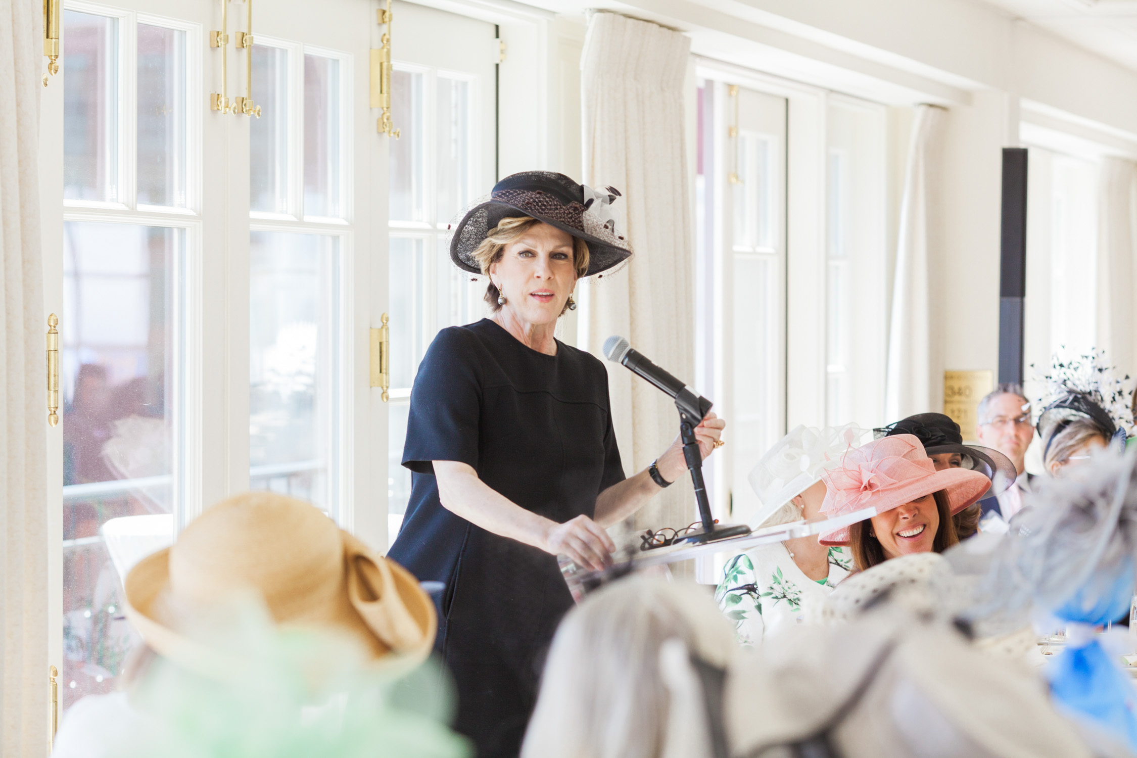 Trust for the National Mall Spring Hats Luncheon at Hays Adams Hotel