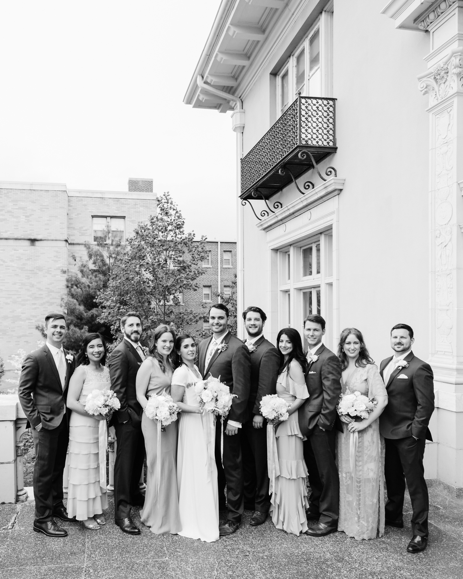 wedding at Josephine Butler Parks Washington DC